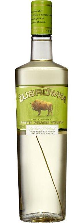Vodka Zubrowka 100 cl