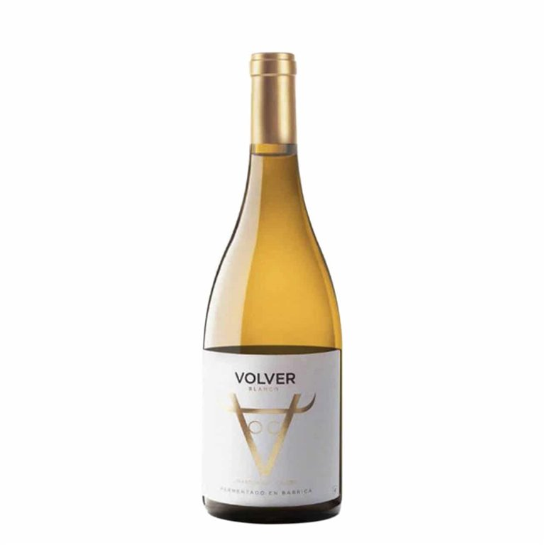 Volver Blanco Chardonnay-Airén 2018, 75cl