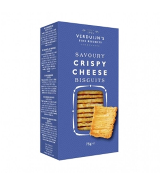 Wafers con Queso 75gr. Verduijn's. 12uds.