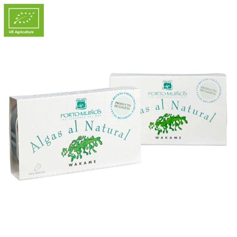 Wakame al natural Ecológico RR90. Porto-Muiños. 28un., 1 ud