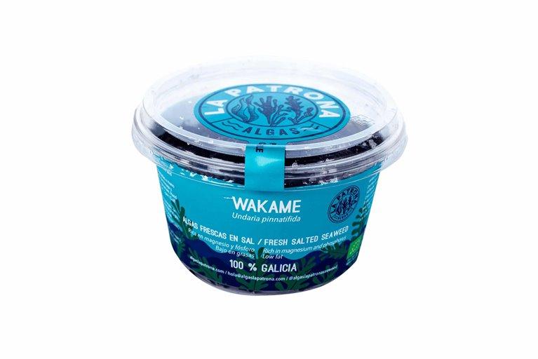 Wakame Fresca en Sal
