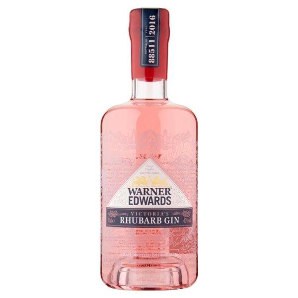 WARNER EDWARDS VICTORIA'S RHUBARB 0,70 L.