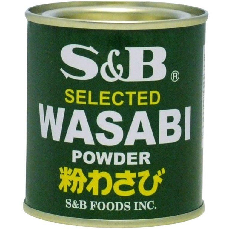 Wasabi en Polvo 30g, 1 ud