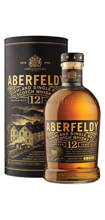 Aberfeldy Whisky 12 Years Old