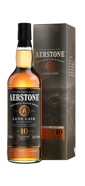 Aerstone Land Cask Whisky 10 Years Old