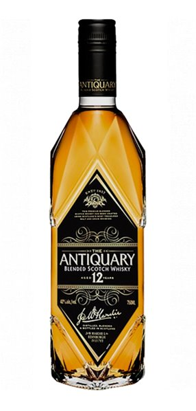 Whisky Antiquary 12 Años Blended Scotch Whisky