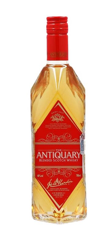 Whisky Antiquary 5 Años