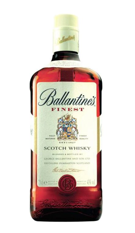Whisky Ballantines 0.70L Escoces de Malta