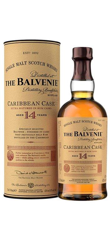 ' Whisky Balvenie 14 años
