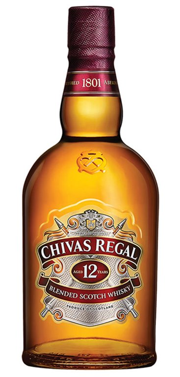 Whisky Chivas Regal 12 Ańos