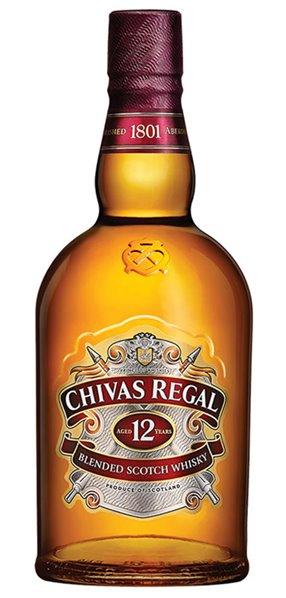 Whisky Chivas Regal 12 Ańos