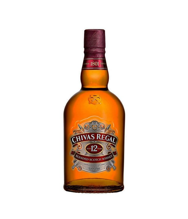 Whisky Chivas Regal Extra 12 años