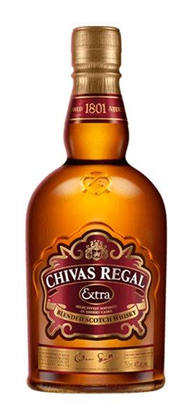 Whisky Chivas Regal Extra
