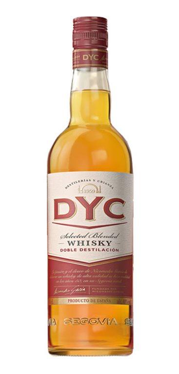 Whisky DYC 5 Años