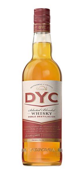 Whisky DYC 5 Años Botella 1 Litro