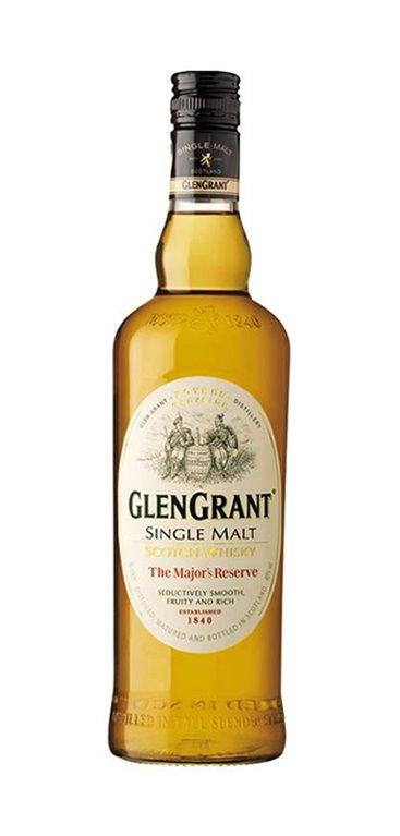 Whisky Glen Grant Malta