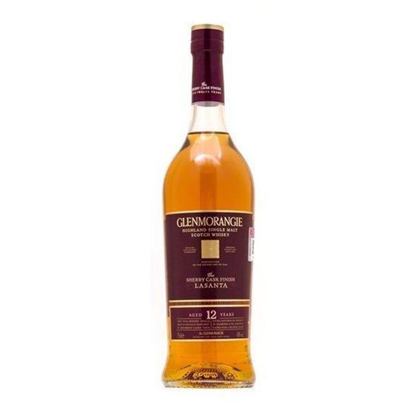 Whisky Glenmorangie 12 Años Lasanta 0.70 L.