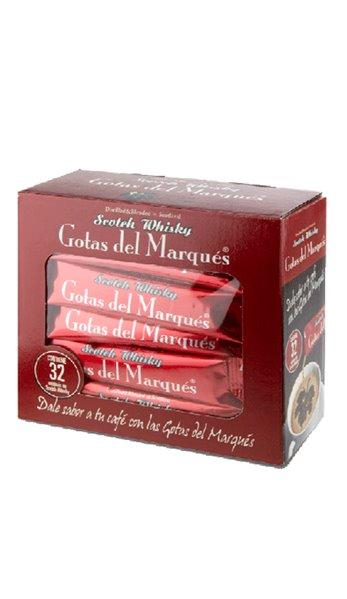 'Whisky Gotas del Marqués 32 Blisters