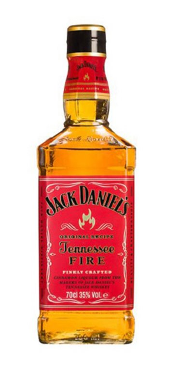 Whisky Jack Daniel''s Fire Bourbon