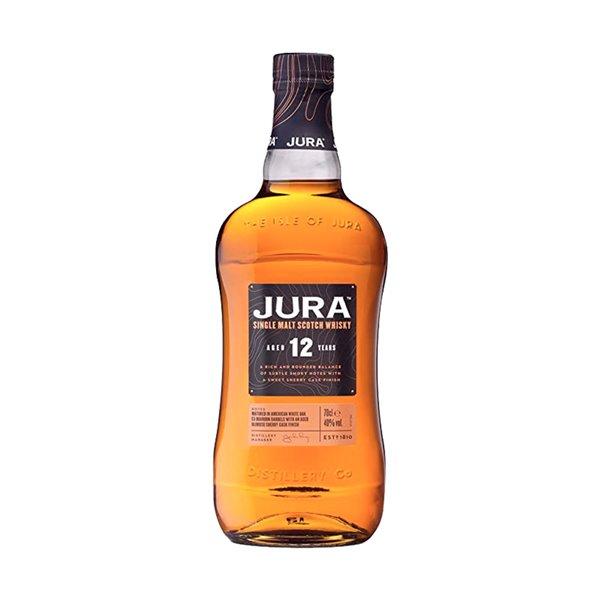 Whisky Jura 12 años 70cl New Range