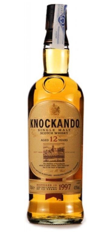 Whisky Knockando 12 años