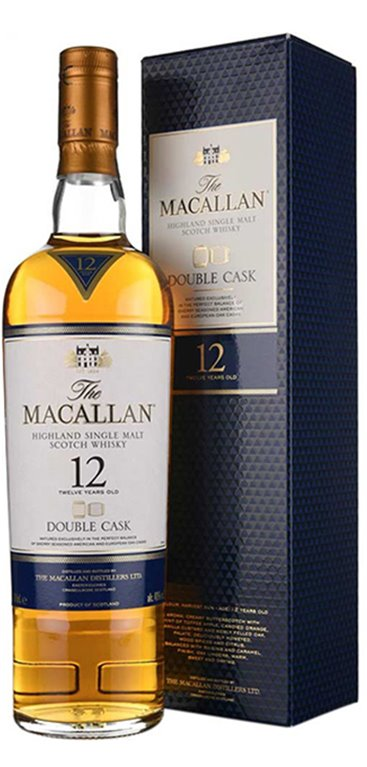 Whisky Macallan Double 15 Años