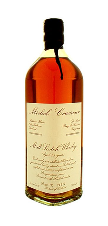Whisky Michel Couvreur Overaged Unfiltred
