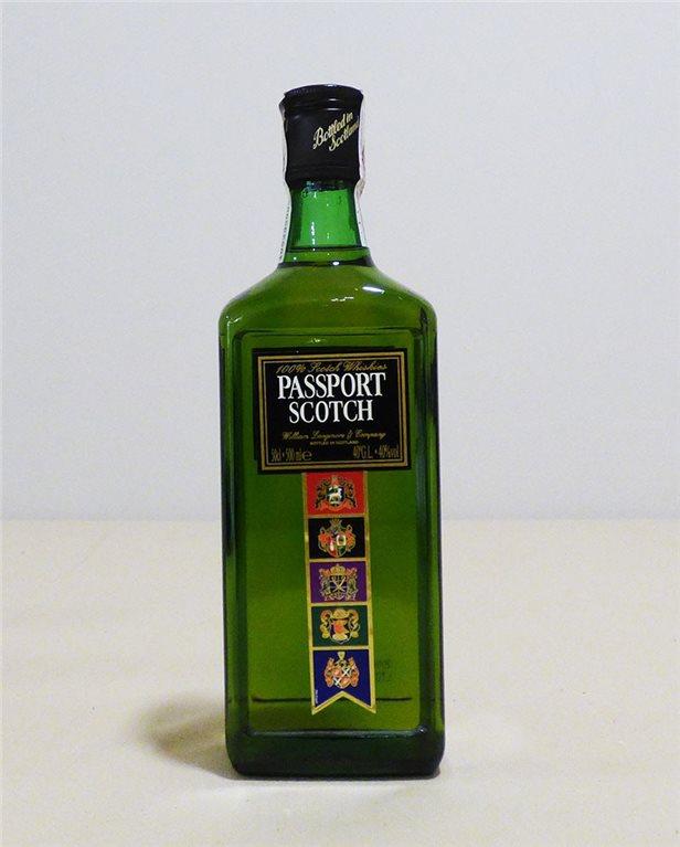 Whisky Passport 50 cl