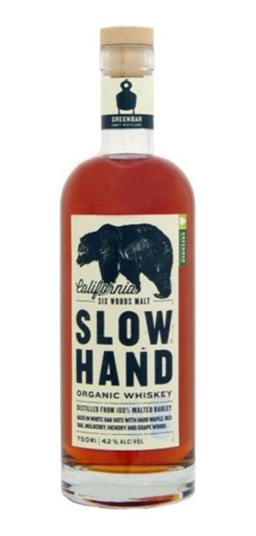 Whisky Slow Hand Six Woods 0.7L