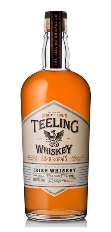 Whisky Teeling Single Grain