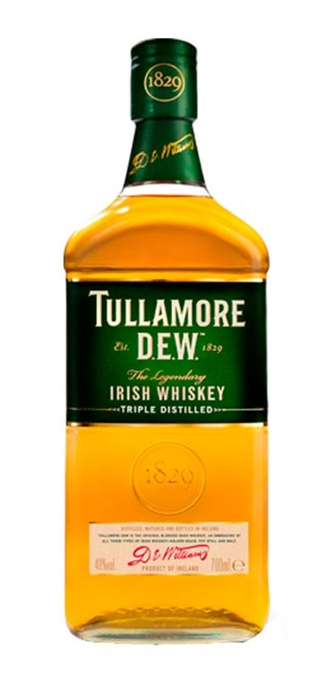 'Whisky Tullamore Dew