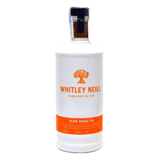 WHITLEY NEILL BLOOD ORANGE GIN 1L.