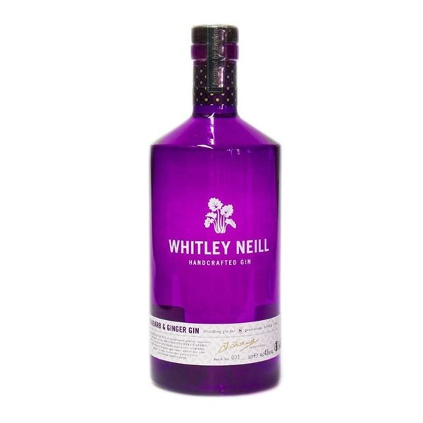 WHITLEY NEILL RHUBARB & GINGER 1L.