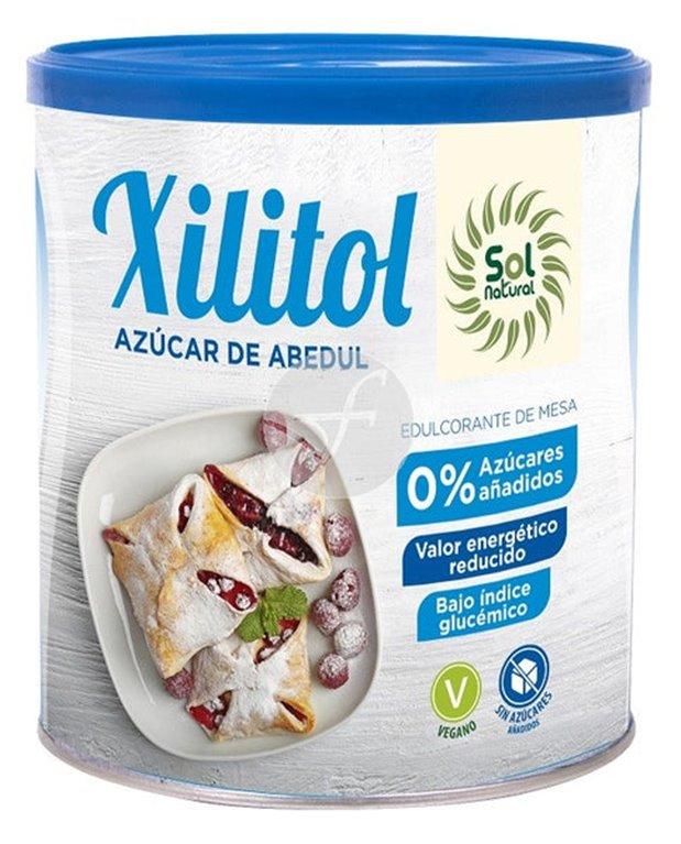 Xilitol azúcar de abedul en polvo 500g