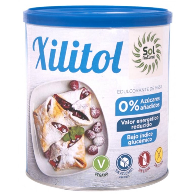 Xilitol (Bote) 500g, 1 ud
