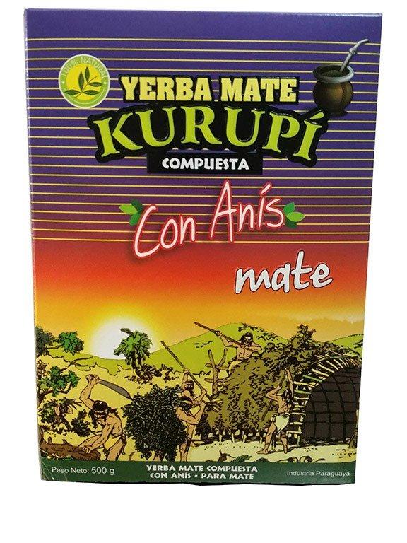 Y.MATE  ANIS KURUPI 500 GR