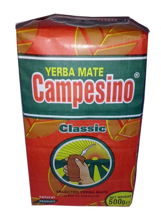Y.MATE CAMPESINO CLASICA 500GR