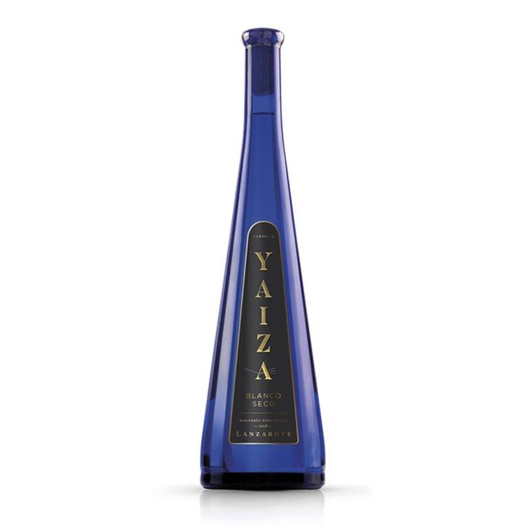 YAIZA. Dry white volcanic Malvasia canarian wine from Lanzarote