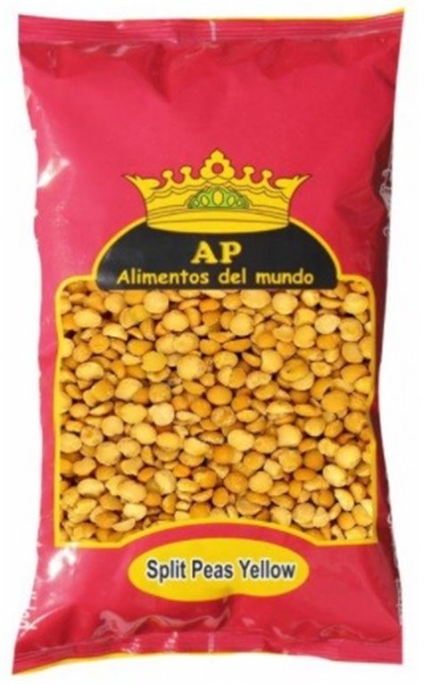 Yellow Split Peas (Guisante Amarillo Partido) 1kg