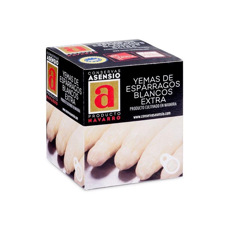 Yemas de Espárragos Blancos 6/14 Extra 1/3 kg (205 g)