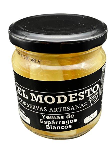 Yemas Espárragos El Modesto 6/8 T/C 180 gr