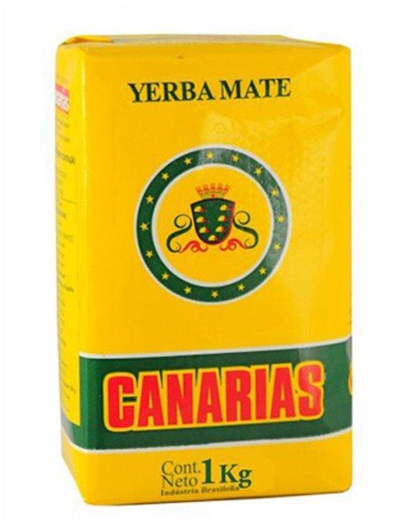 YERBA MATE CANARIAS X 1KL