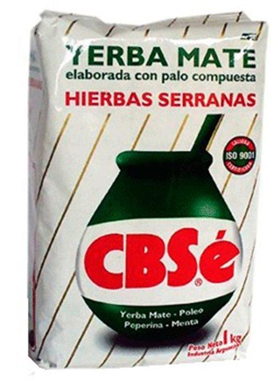 YERBA MATE CBSE TRADICIONAL X 500 GRS