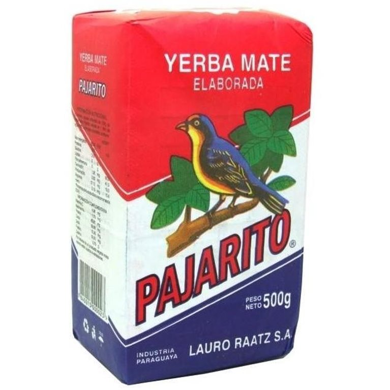 Yerba Mate Elaborada 500g, 1 ud