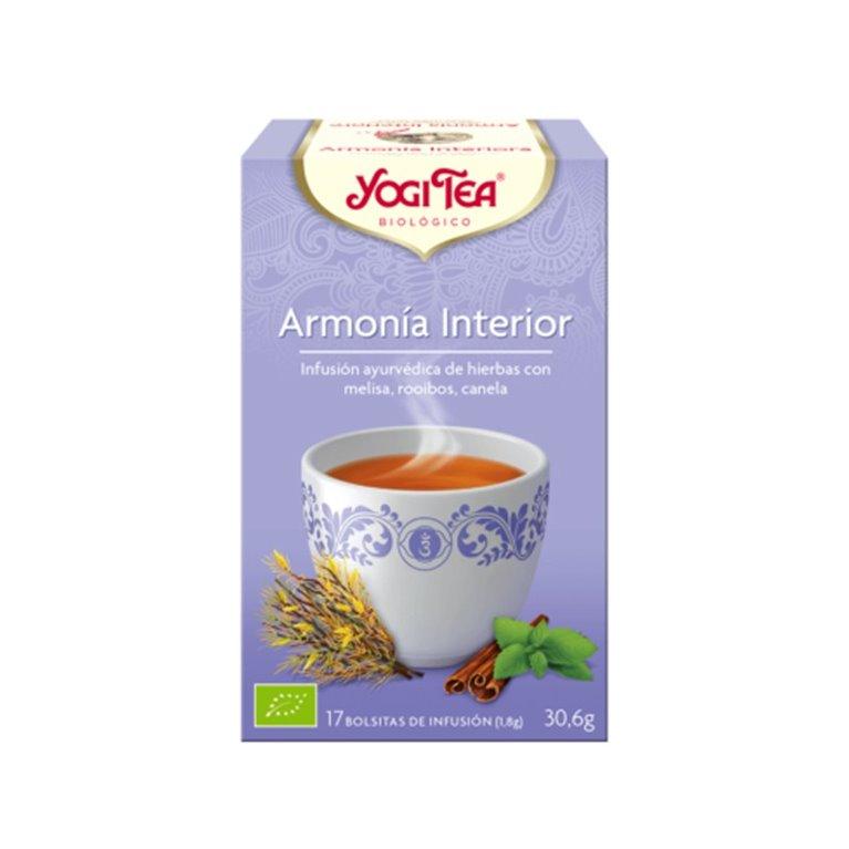 Yogi Tea Armonía Interior Bio