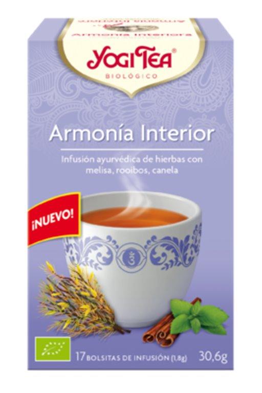 Yogi Tea Armonia Interior