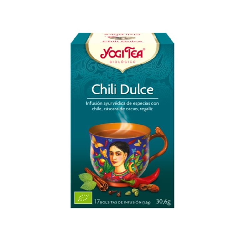 Yogi Tea Chili Dulce bio