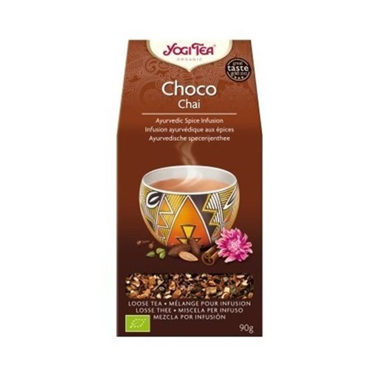 Yogi Tea Chocolate Chai 90