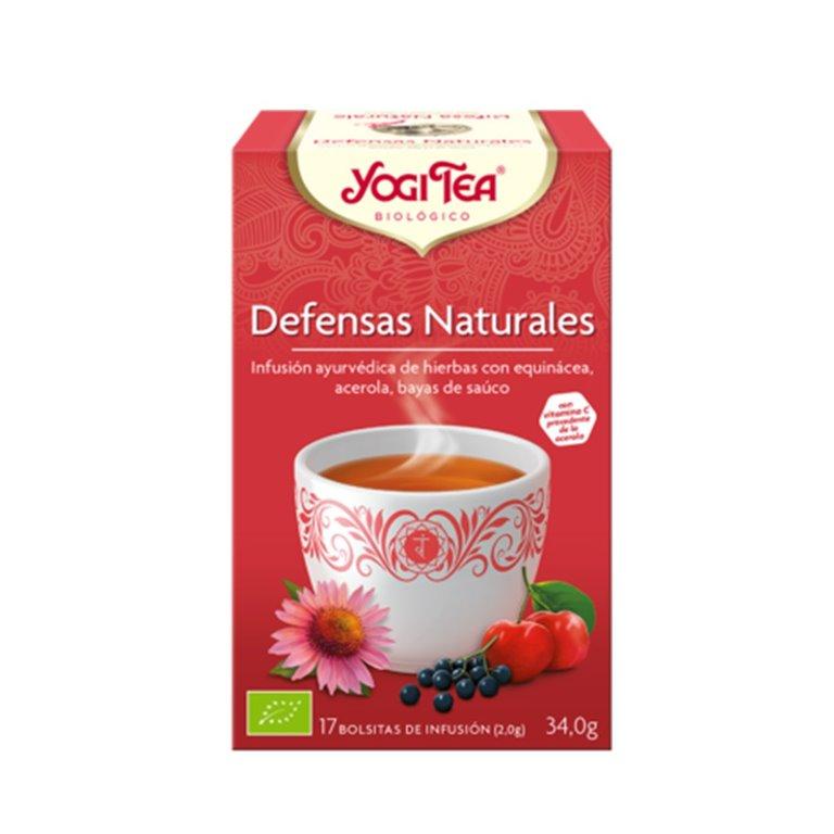 Yogi Tea Defensas Naturales Bio