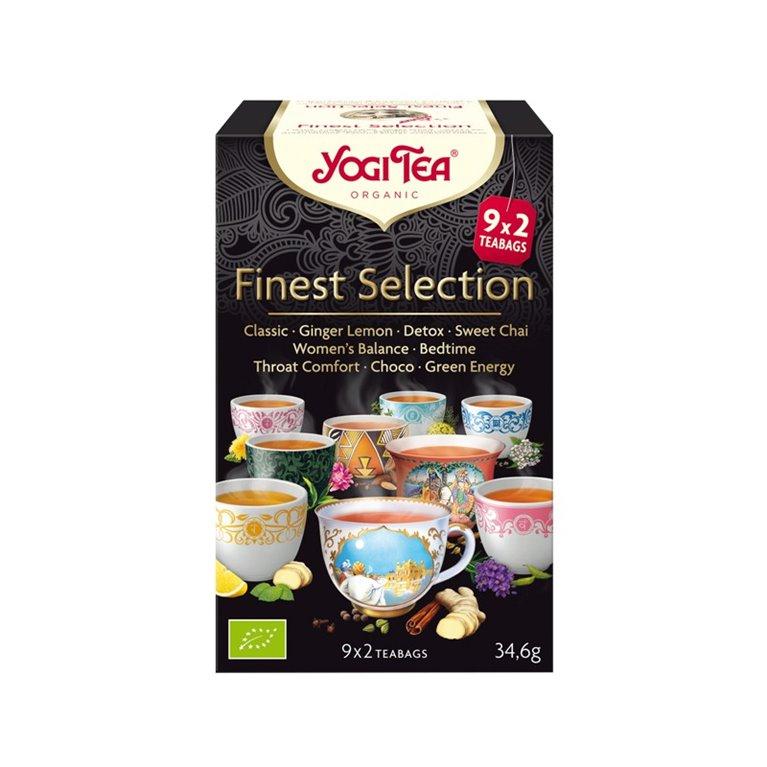Yogi Tea Finest Selection Bio